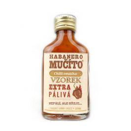 Chilli omáčka Habanero Mučíto extra pálivá 20 ml