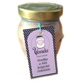 Džem Hruška a bílá belgická čokoláda Vanda 145 ml