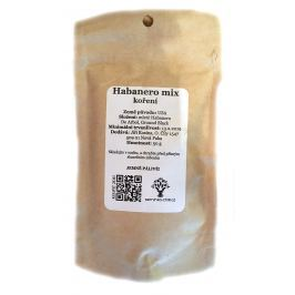Koření Habanero mix mleté 50 g
