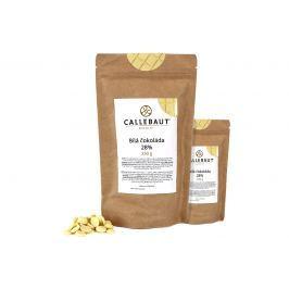 Bílá čokoláda Callebaut 28% 500 g (2 x 250 g)