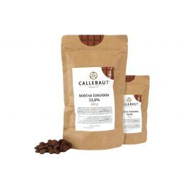 Mléčná čokoláda Callebaut 33,6% 500 g (2 x 250 g)