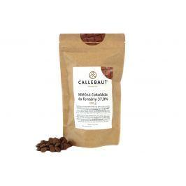 Callebaut Mléčná čokoláda do fontány 37,8 % 250 g
