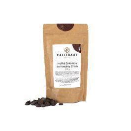 Hořká čokoláda do fontány Callebaut 57,6% 250 g