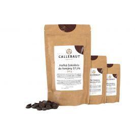 Hořká čokoláda do fontány Callebaut 57,6% 750 g (3 x 250 g)