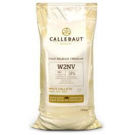 Belgická čokoláda - Bíla 10kg Callebaut
