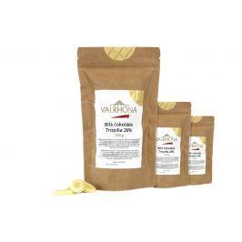 Bílá čokoláda Tropilia Valrhona 26% 750 g (3 x 250 g)