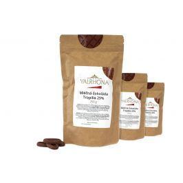 Mléčná čokoláda Tropilia Valrhona 29% 750 g (3 x 250 g)