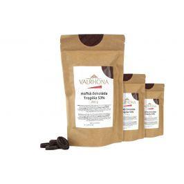 Hořká čokoláda Tropilia Valrhona 53% 750 g (3 x 250 g)