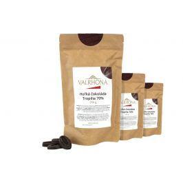 Hořká čokoláda Tropilia Valrhona 70% 750 g (3 x 250 g)
