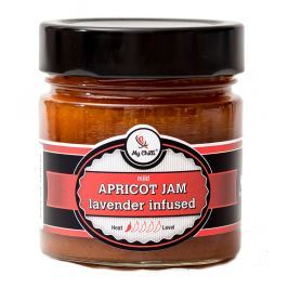 Meruňkový džem s chilli a levandulí My Chilli 260 g