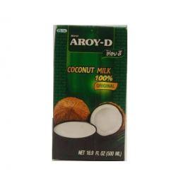 Aroy-D Kokosové mléko 500 ml