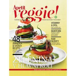Apetit Veggie - Zelenina v hlavní roli - Janáčková Zita
