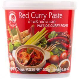 Thajská červená kari pasta Cock Brand 400 g