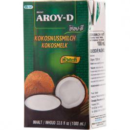 Kokosové mléko Aroy-D 1l