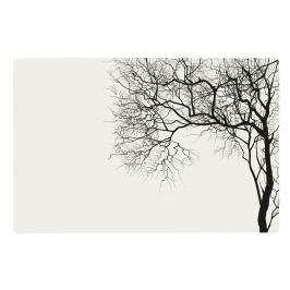 KJ Collection Prostírání se stromem písková 44 x 28,5 cm