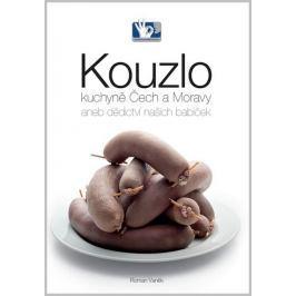 Euromedia Kuchařka Kouzlo kuchyně Čech a Moravy Roman Vaněk