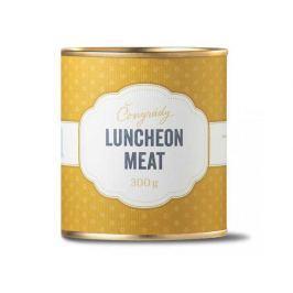 Čongrády Tradiční luncheon meat 300 g