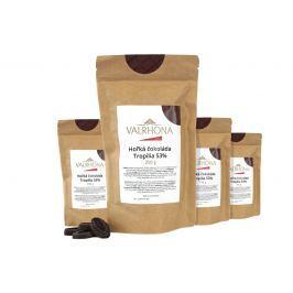 Hořká čokoláda Tropilia Valrhona 53% 1 kg (4 x 250 g)