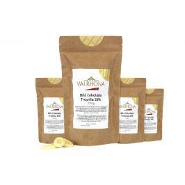 Bílá čokoláda Tropilia Valrhona 26% 1 kg (4 x 250 g)