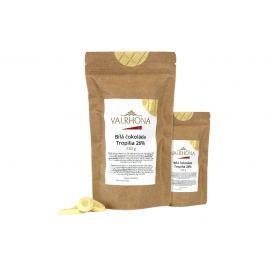 Bílá čokoláda Tropilia Valrhona 26% 500 g (2 x 250 g)