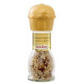 Kotányi mlýnek karamel vanilka pro kávu a dezerty 53 g