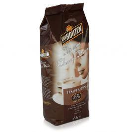 Horká čokoláda Van Houten Temptation s 21 % kakaa 1kg
