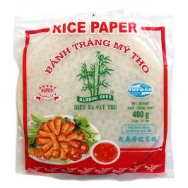 Rýžový papír na smažení 400 g