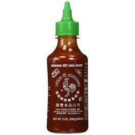 Huy Fong Chilli omáčka Sriracha hot 207 ml