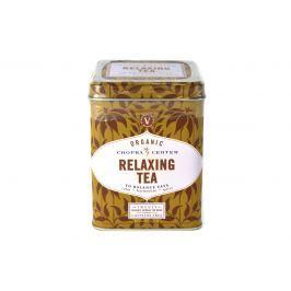 Harney & Sons Relaxing Relaxační organický bylinný čaj Chopra 20 sáčků v plechové krabičce