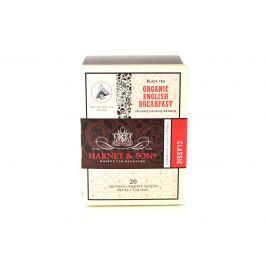Harney & Sons English Breakfast Organický černý čaj 20 sáčků