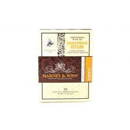 Harney & Sons Ceylon bezkofeinový černý čaj 20 sáčků