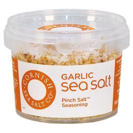 Mořská sůl s česnekem Cornish Sea Salt 55 g
