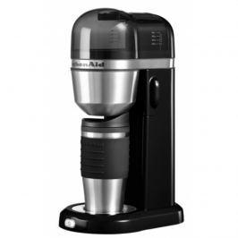 Osobní kávovar KitchenAid P2 5KCM0402 černá
