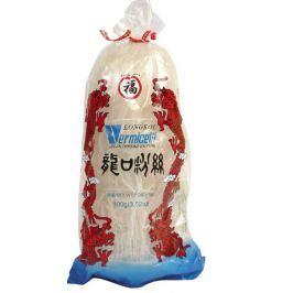 Skleněné rýžové nudle Vermicelli 100 g