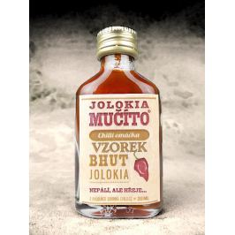 Chilli omáčka Jolokia Mučíto 20 ml