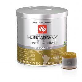 Kávové kapsle Illy Monoarabica Colombia 21 ks