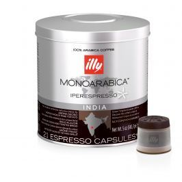 Kávové kapsle Illy Monoarabica India 21 ks