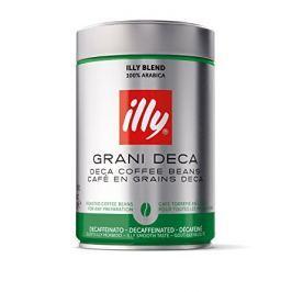 Zrnková káva bez kofeinu Illy 250 g