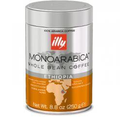 Zrnková káva Ethiopia Illy 250 g