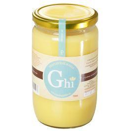 Přepuštěné máslo Ghí 720 ml