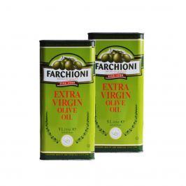 Extra panenský olivový olej Farchioni 2x5 l