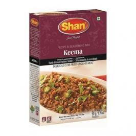 Směs koření Keema na mleté maso Shan 50 g