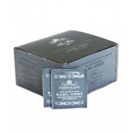 Harney & Sons Earl Grey bezkofeinový černý čaj 50 sáčků