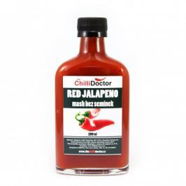 Chilli mash Red Jalapeno bez semínek 200 ml