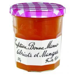 Meruňkovo-mangový džem 370 g BONNE MAMAN