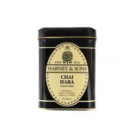 Harney & Sons Chai Hara Sypaný zelený čaj v plechové krabičce 113 g