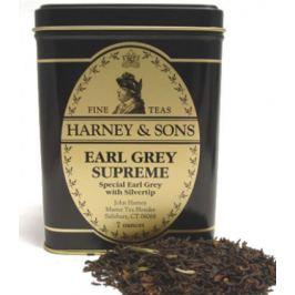 Harney & Sons Earl Grey Supreme Sypaný černý čaj v plechové krabičce 227 g