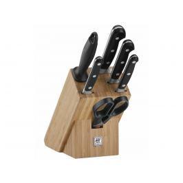 "Zwilling Sada nožů v bloku Professional ""S"", 7 ks"