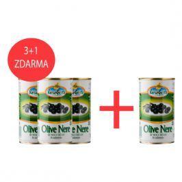 Černé olivy Varia Gusto 350 g 3+1