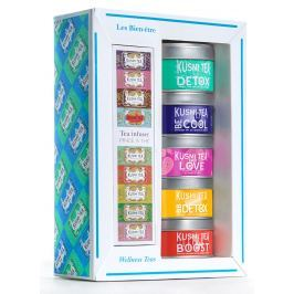 Kusmi Tea Wellnes Teas gift pack